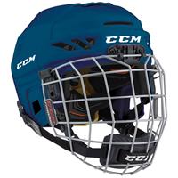CCM Hockeyhjälm FitLite 3DS Combo  Yth.