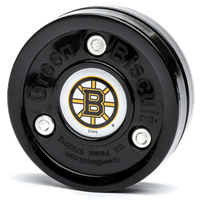 Green Biscuit Puck NHL Edition