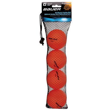 Bauer Hockeyball Warm 4-Pack.