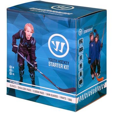 Warrior Hockeyskydd Startkit Yth.
