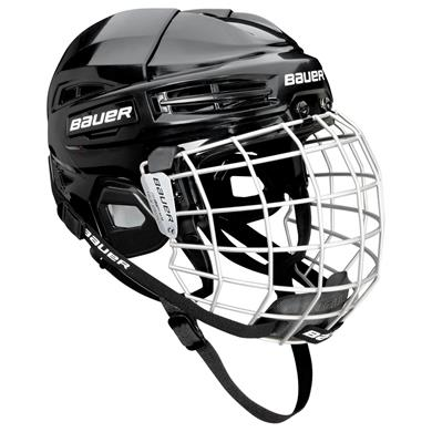 Bauer Hockeyhjälm IMS 5.0 Combo