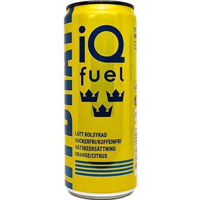 iQ Fuel Energidryck Hydrate Tre Kronor Edition