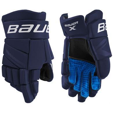 Bauer Handske X Sr
