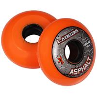 Labeda Inlinehjul Gripper Asphalt 4-pack