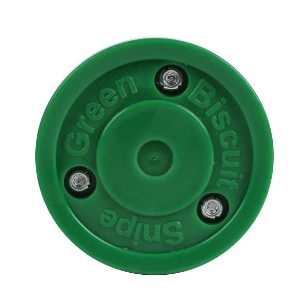 Green Biscuit Puck Snipe