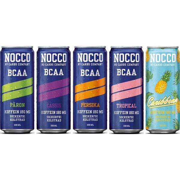 NOCCO Energidryck BCAA 33cl