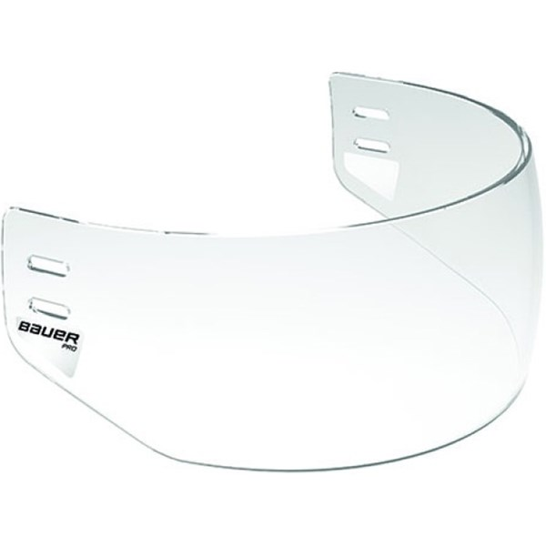 Bauer Visir Pro Straight Clear CE