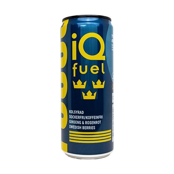 iQ Fuel Energidryck Focus Tre Kronor Edition