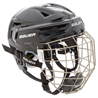 Bauer Hockeyhjälm RE-AKT 150 Combo