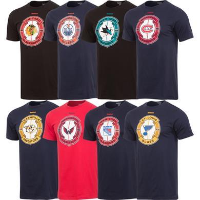 Reebok T-Shirts Slick Pass T-shirt Sr.