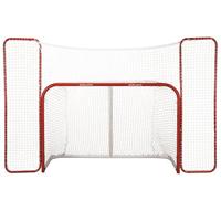 Bauer Hockeymål Med Backstop