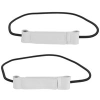 Bauer Toe Velcro Strap (Par)