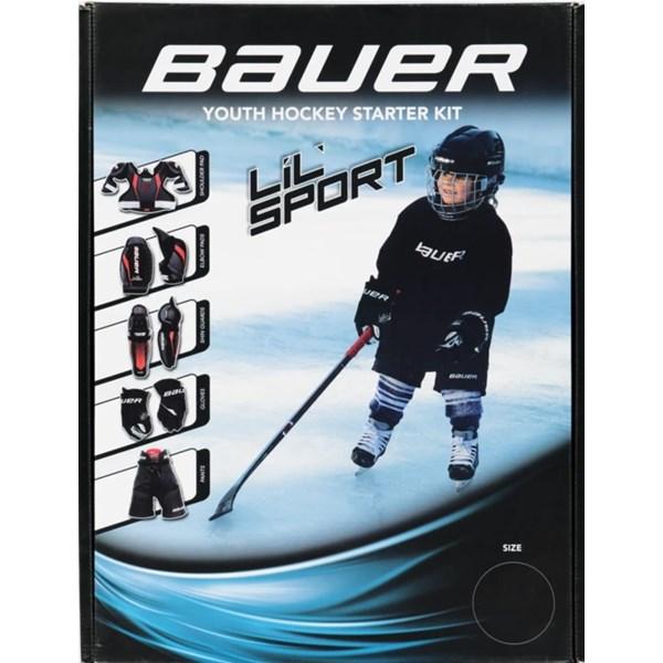 Bauer Hockeyskydd Startkit Lil Sport Yth