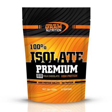 GAAM 100% Isolate Premium