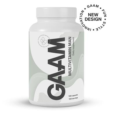 GAAM Multivitamin Man