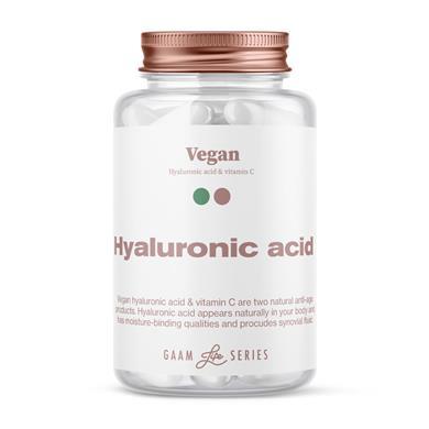 GAAM Life Series Vegan Hyaluronic acid &