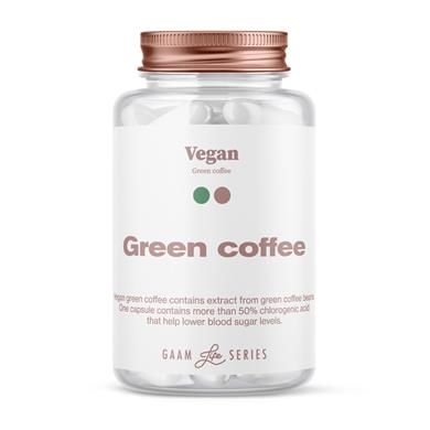 GAAM Life Series Vegan Green Coffee
