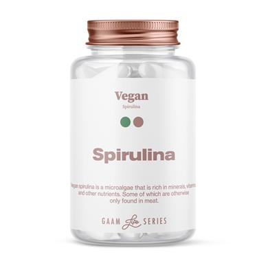 GAAM Life Series Vegan Spirulina
