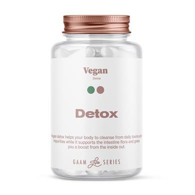 GAAM Life Series Vegan Detox