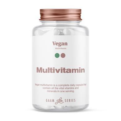 GAAM Life Series Vegan Multivitamin