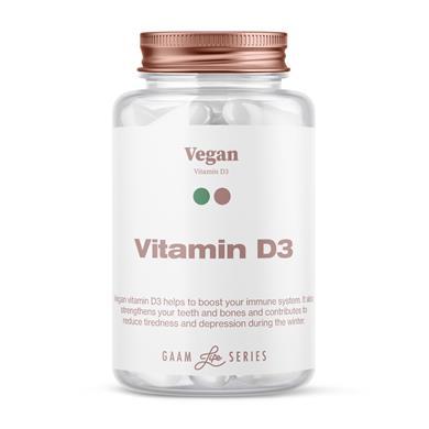 GAAM Life Series Vegan D3