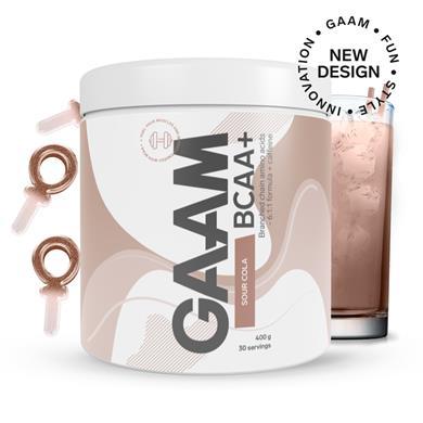 GAAM BCAA + Caffeine