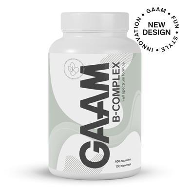 GAAM Health Series B-Complex