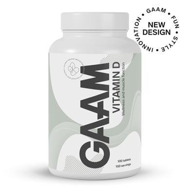 GAAM Health Series Vitamin-D