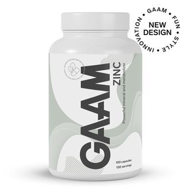 GAAM Health Series Zinc