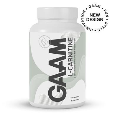 GAAM Health Series L-Carnitine
