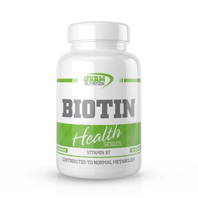 GAAM Health Series Biotin