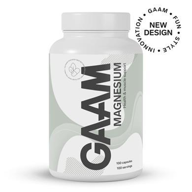 GAAM Health Series Magnesium