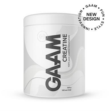 GAAM Creatine Monohydrate