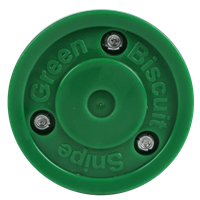 Green Biscuit Puck 2-Pack