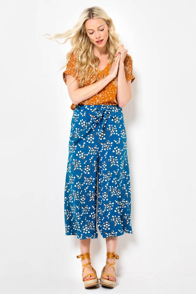 Culotte blossom Jeans