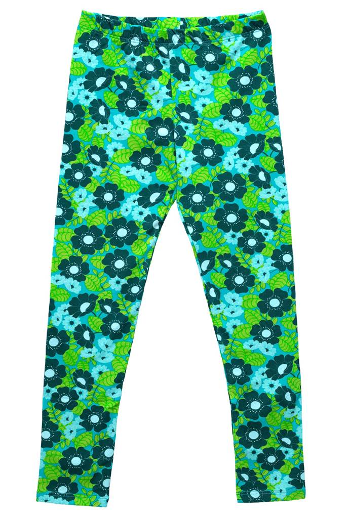 Lo mini leggings cikoria
