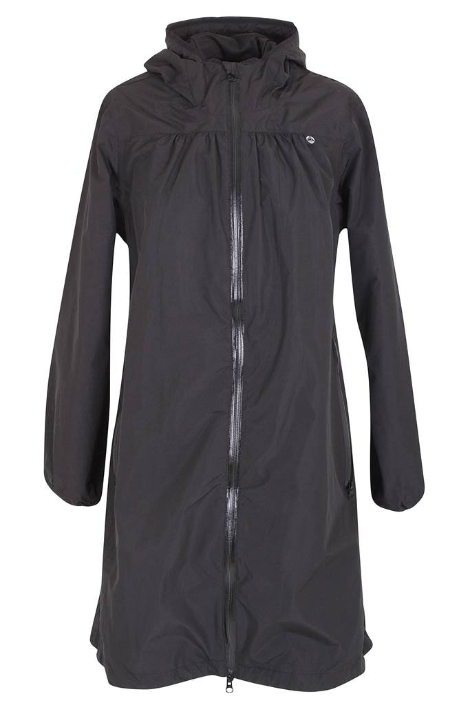 Helen rainjacket black