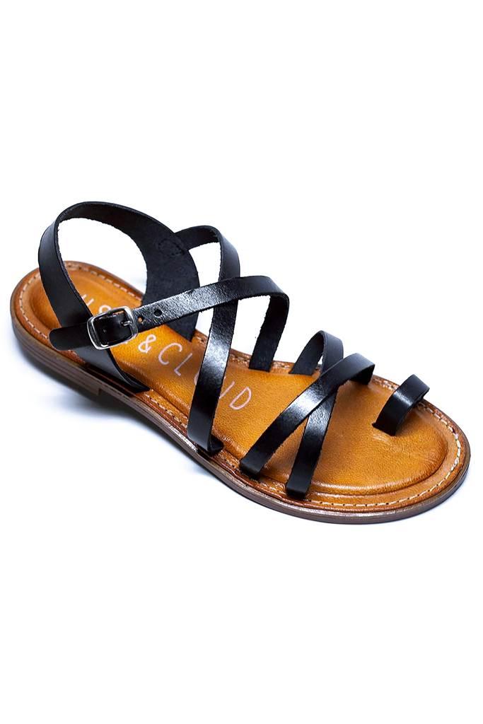 Kalio sandal svart