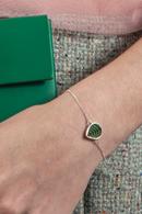 Berså petite armband silverkedja