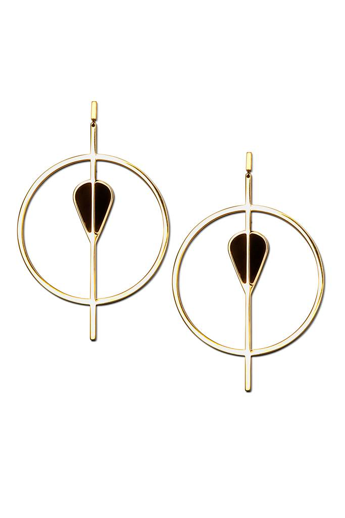 Vitae statement earrings