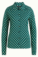 Pose blus dragonfly green