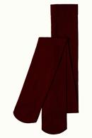 Solid strumpbyxor porto red