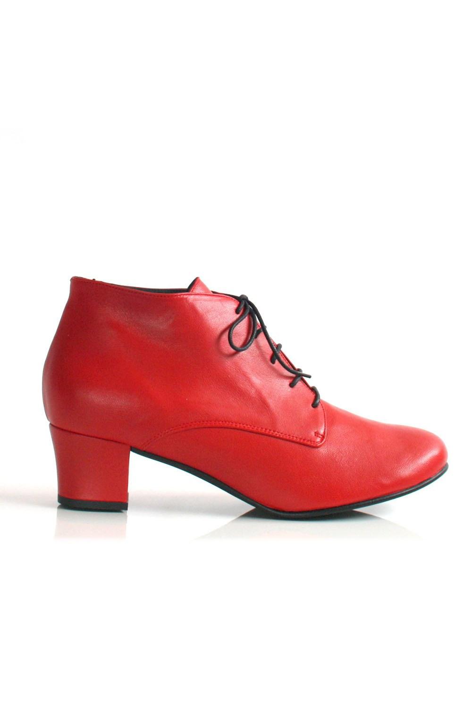 Asta 2 sko soft red