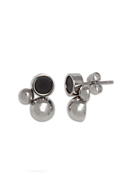 Solar stål earrings