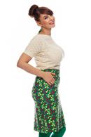 Majken kjol Krusbär