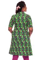 Monica klänning Krusbär