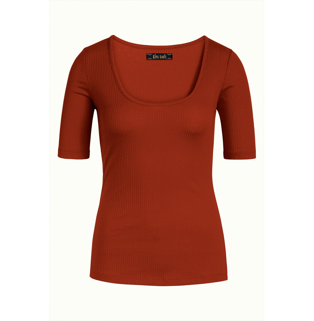 Carice topp Spicy Brown