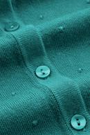 Roundneck kofta Droplet Waterfall Green