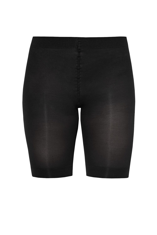 micro shorts black