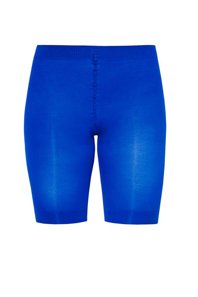micro shorts crown blue